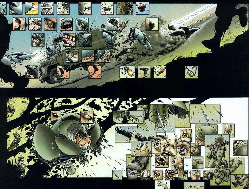WE3 - Instinto de Sobrevivência página 2