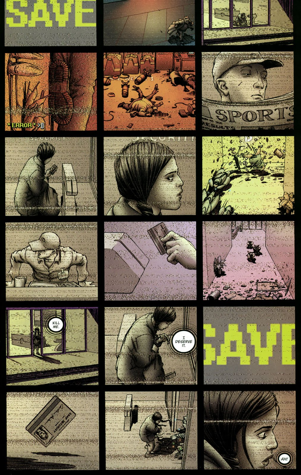 WE3 - Instinto de Sobrevivência página 3