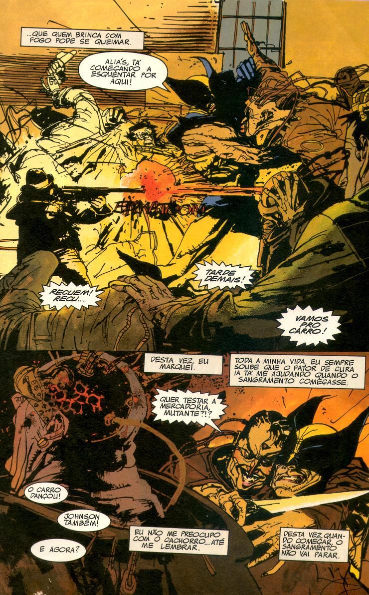 Wolverine - Fúria Interior página 2
