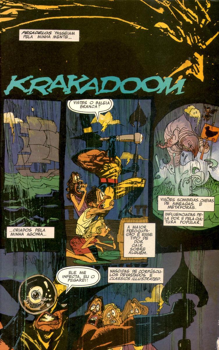 Wolverine - Fúria Interior página 3