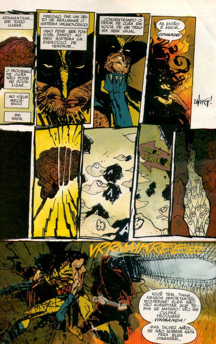 Wolverine - Fúria Interior página 4