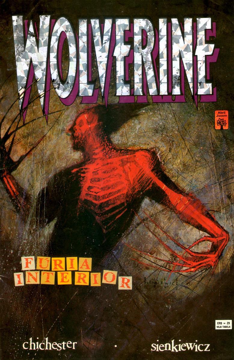 Wolverine - Fúria Interior