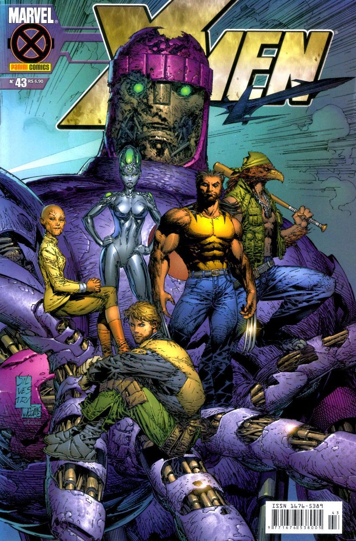 X-Men #43 Panini