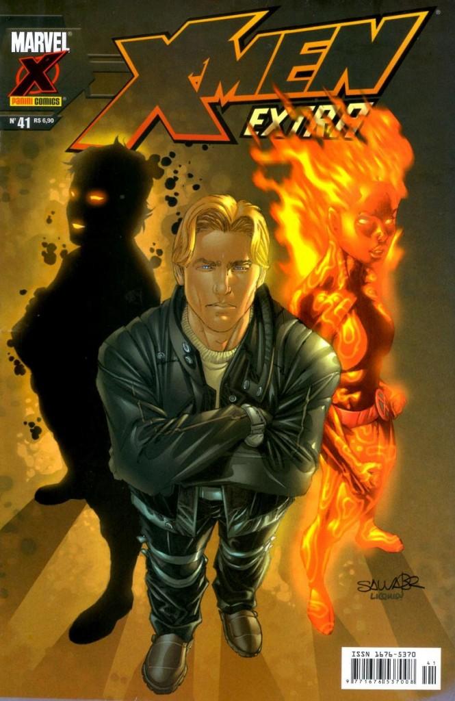 X-Men Extra #41 panini