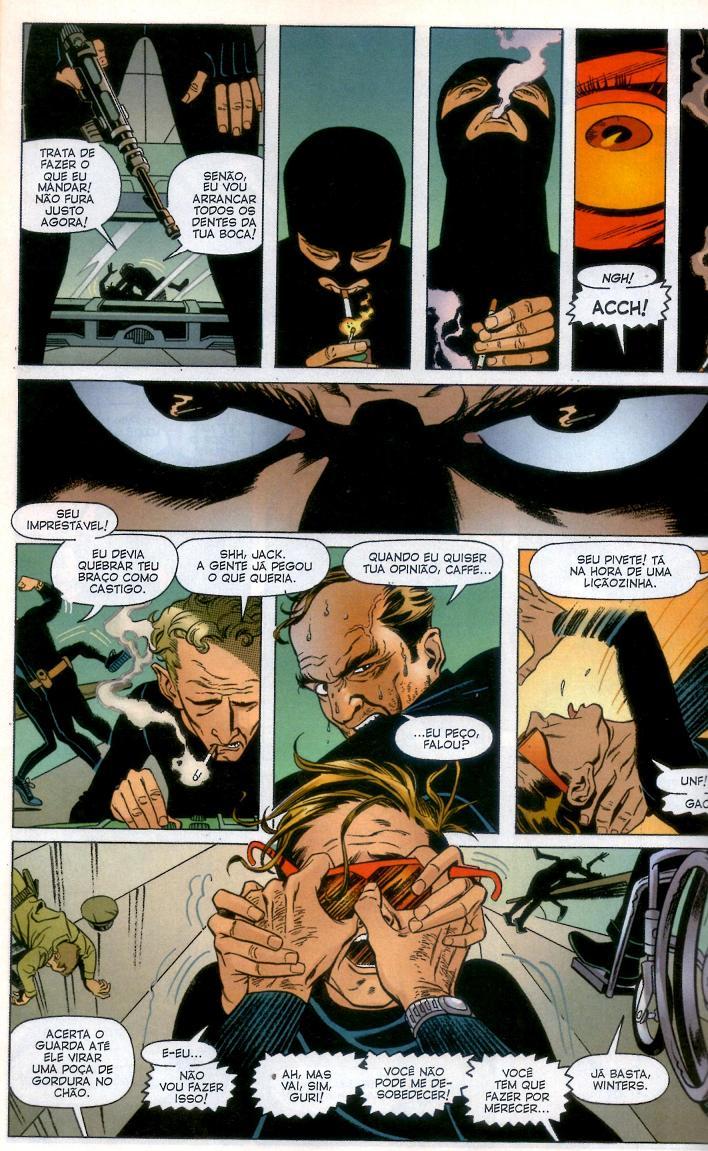X-Men - Filhos do Átomo página 1