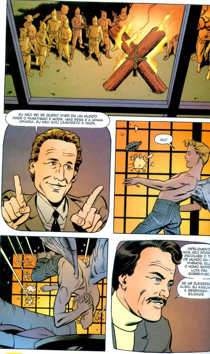 X-Men - Filhos do Átomo página 2