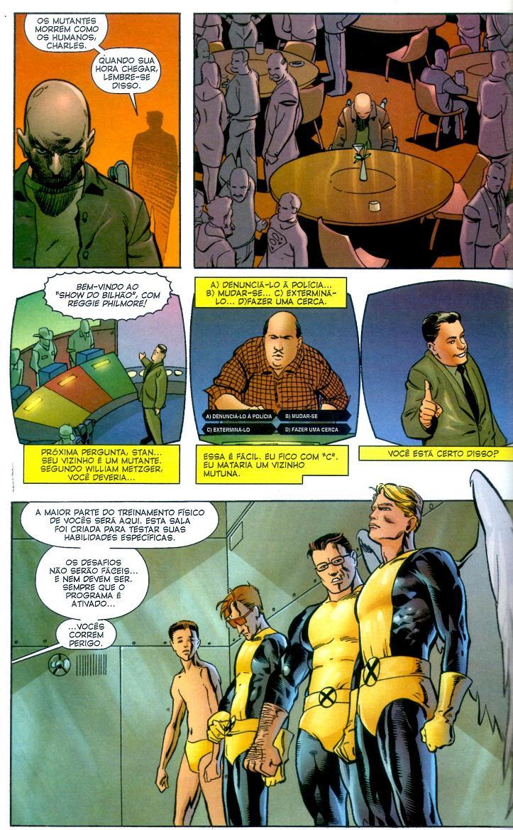 X-Men - Filhos do Átomo página 3