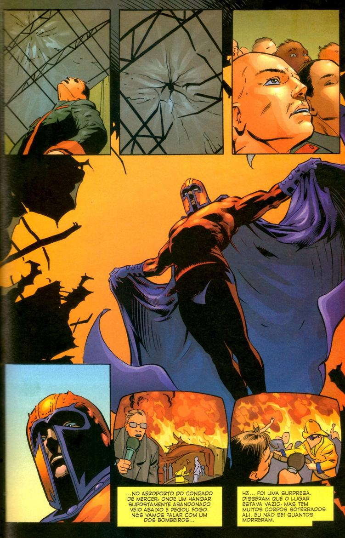 X-Men - Filhos do Átomo página 4