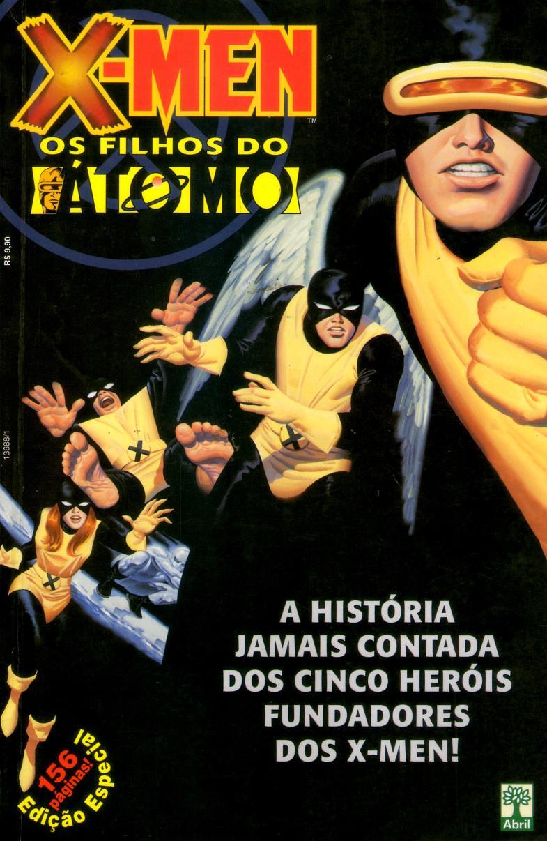 X-Men - Filhos do Átomo