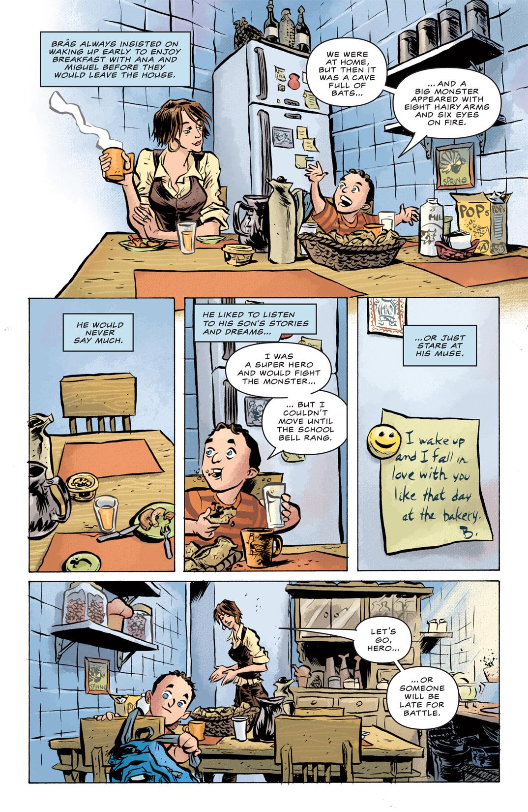 daytripper panini página 2