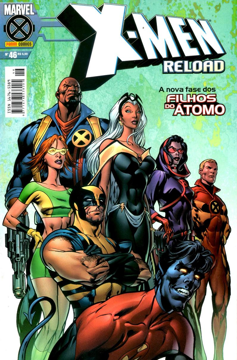 X-Men #46 Panini Marvel Reload