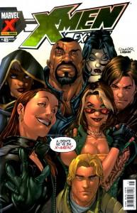 X-Men Extra #45 Panini