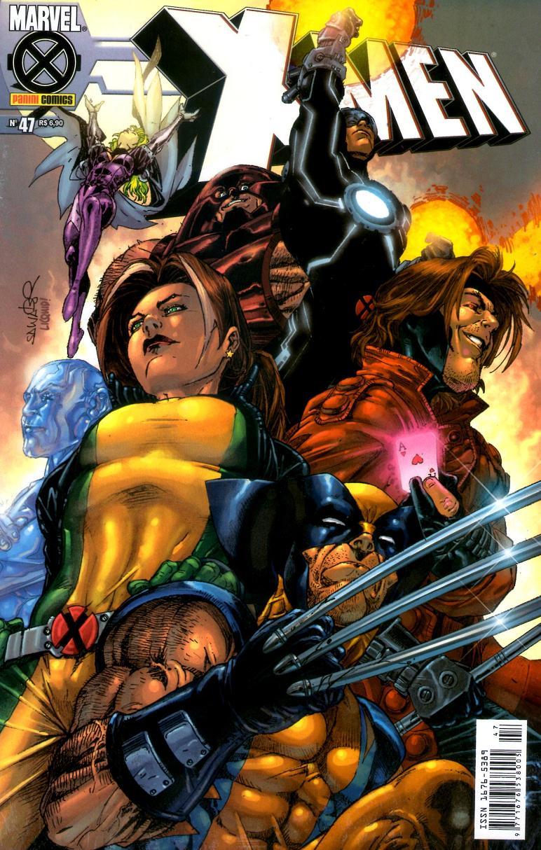 X-Men #47 Panini