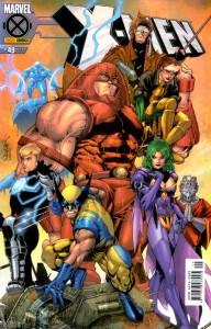 X-Men #49 Panini