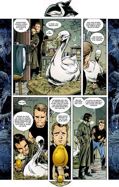 Fábulas Vol. 5 - Os Ventos da Mudança página 4