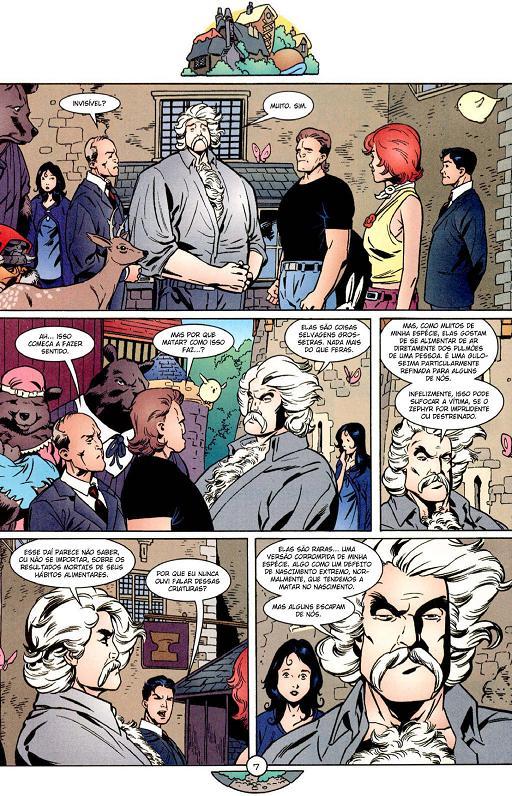 Fábulas Vol. 5 - Os Ventos da Mudança página 5