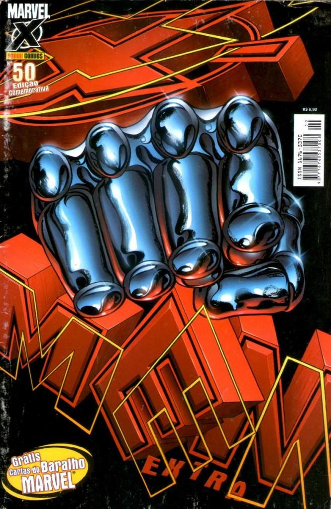 X-Men #50 Panini