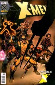 X-Men #51 Panini