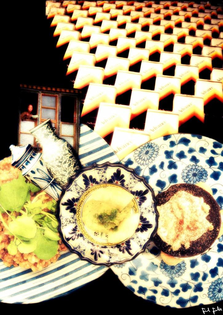 Decotes (Gula-Gluttony) - Fil Felix Colagem