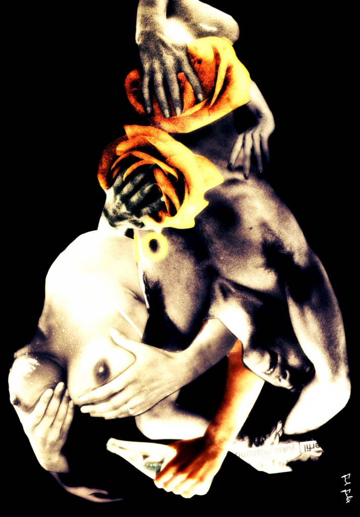 Questão de Pele (Luxúria-Lust) - Fil Felix Colagem