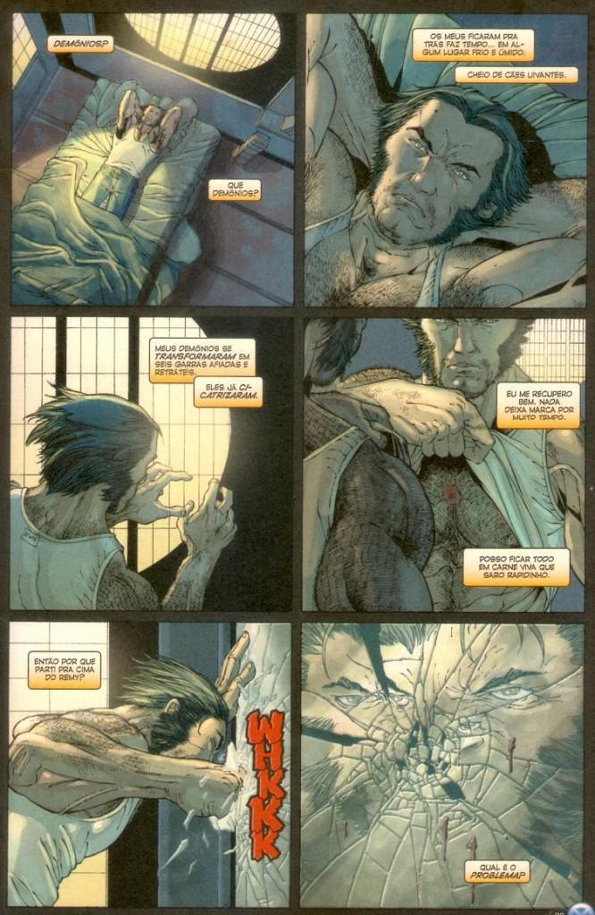 X-Men #167