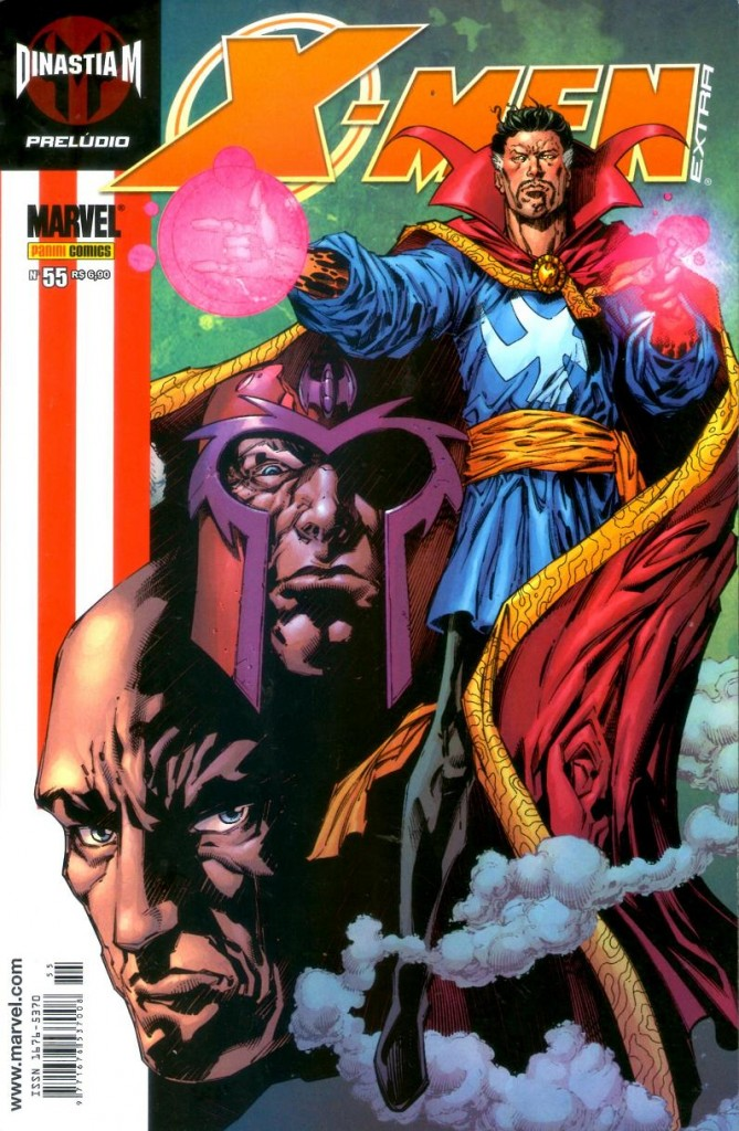 X-Men Extra #55 Panini