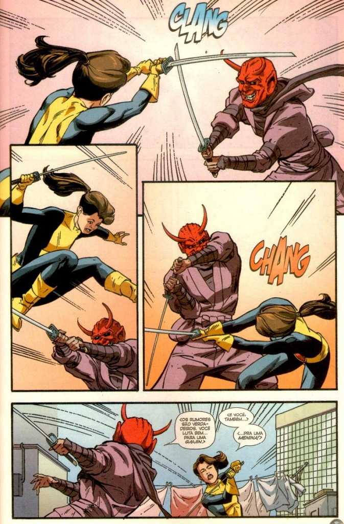 X-Men Kitty Pryde - Shadow & Flame #3