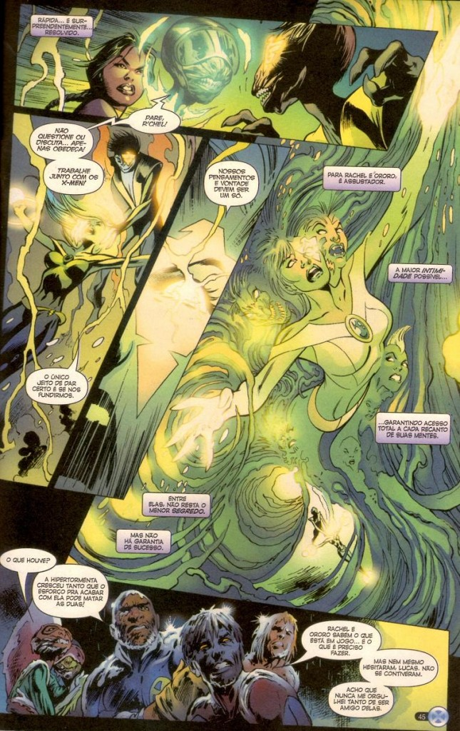 Uncanny X-Men #458