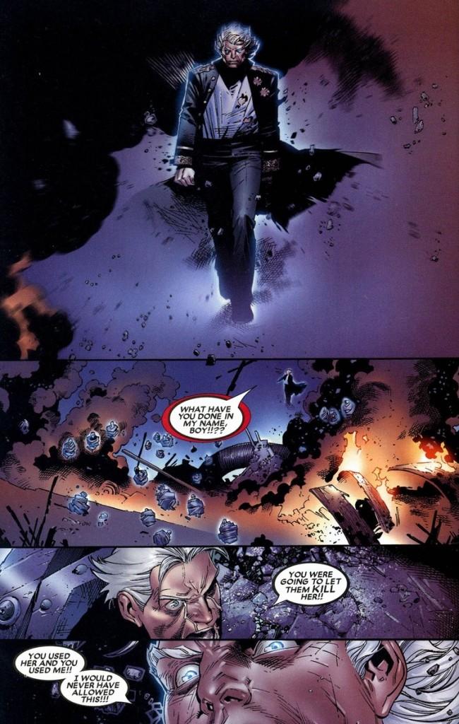 Marvel Deluxe Dinastia M página 2
