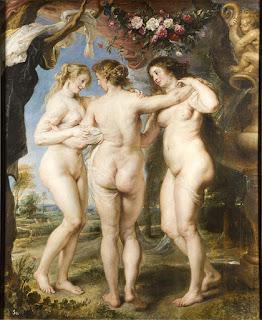 As Três Graças de Paul Rubens