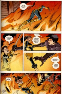 X-Men Kitty Pryde - Shadow & Flame #5