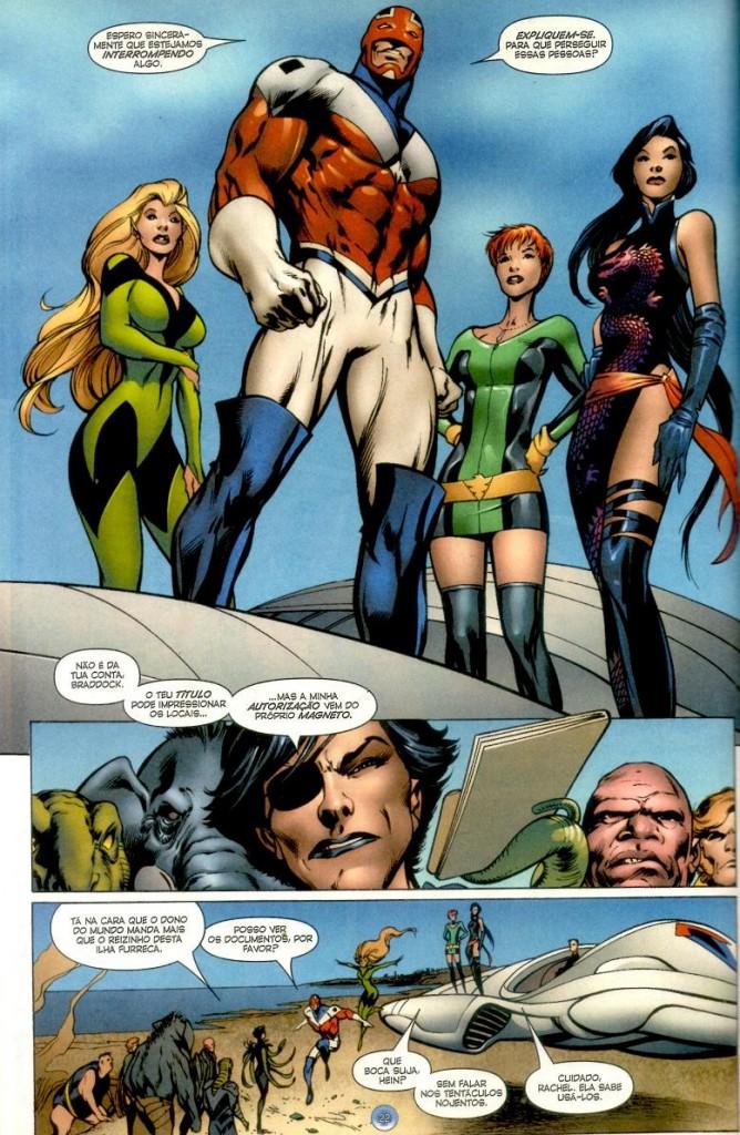 Uncanny X-Men #463