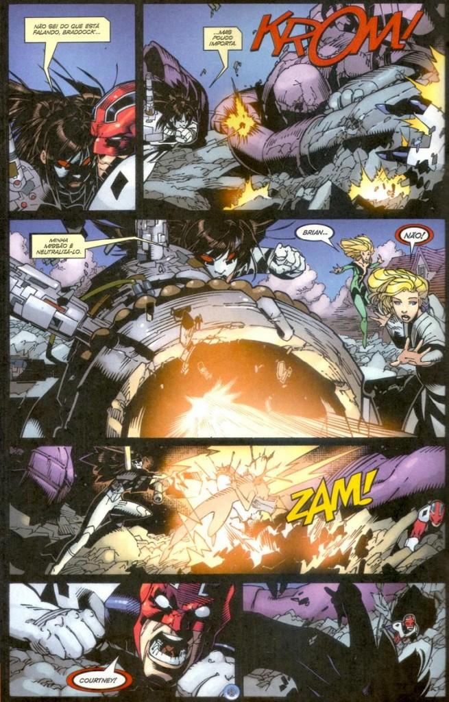 Uncanny X-Men #464