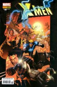 X-Men #60 Panini