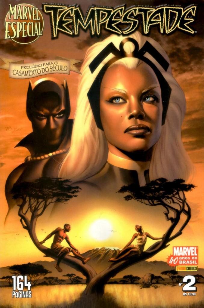 Marvel Especial #2 - Tempestade