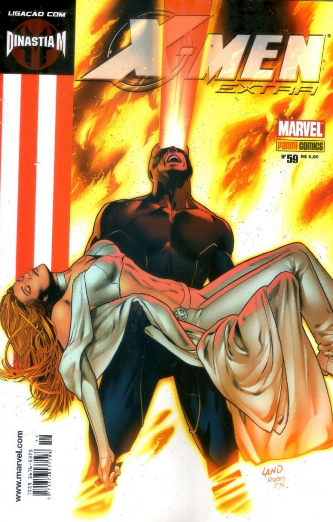 X-Men Extra #59 Panini