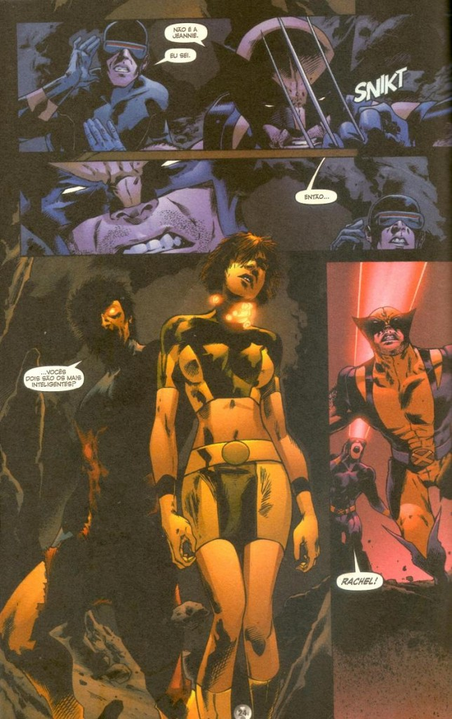 X-Men Deadly Genesis #1