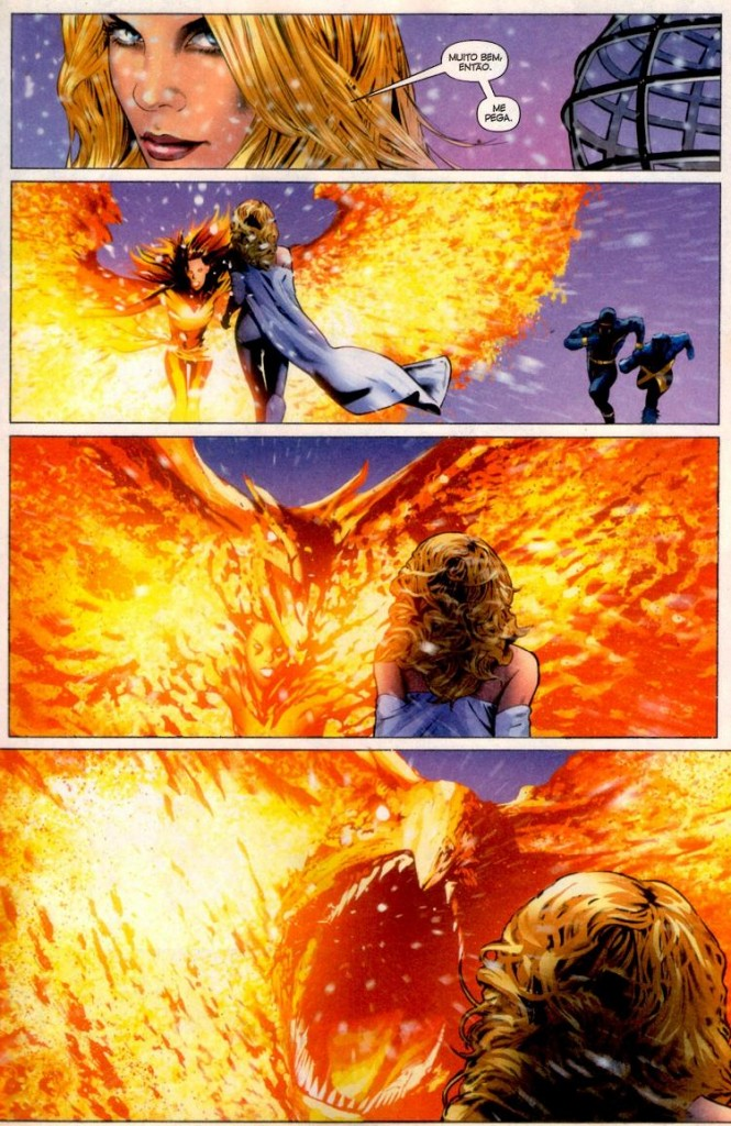 X-Men Phoenix Endsong #3
