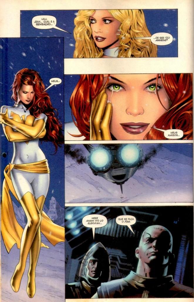 X-Men Phoenix Endsong #5