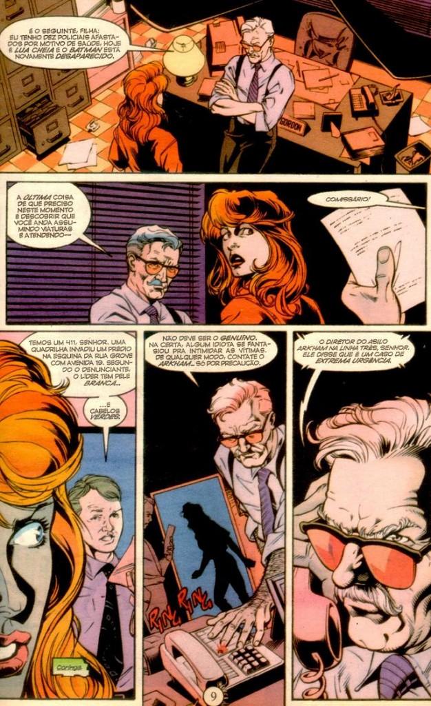 Batman - Batgirl 1997 1