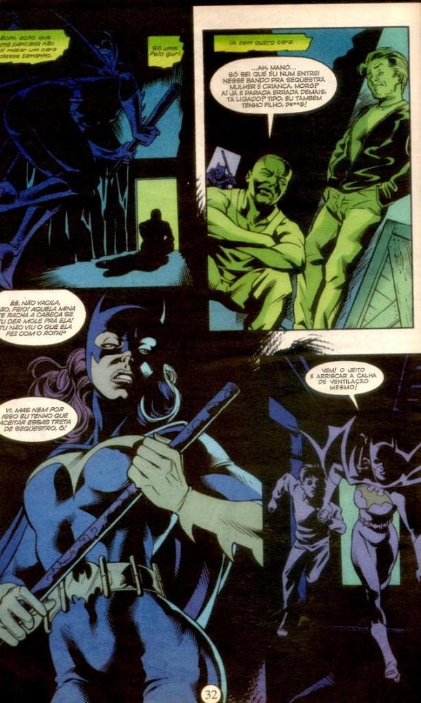 Batman - Batgirl 1997 3