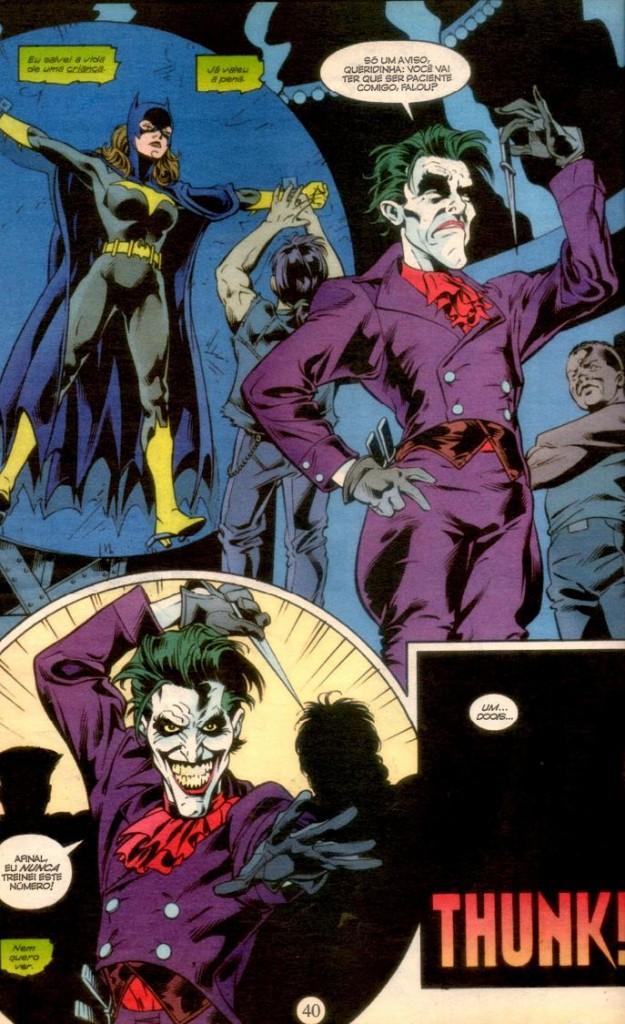 Batman - Batgirl 1997 4