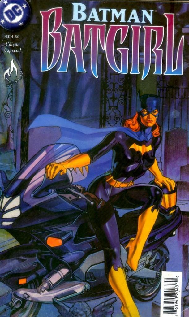 Batman - Batgirl 1997 Mythos