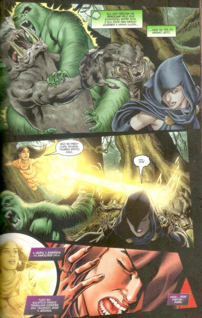 Teen Titans #93-#100 1