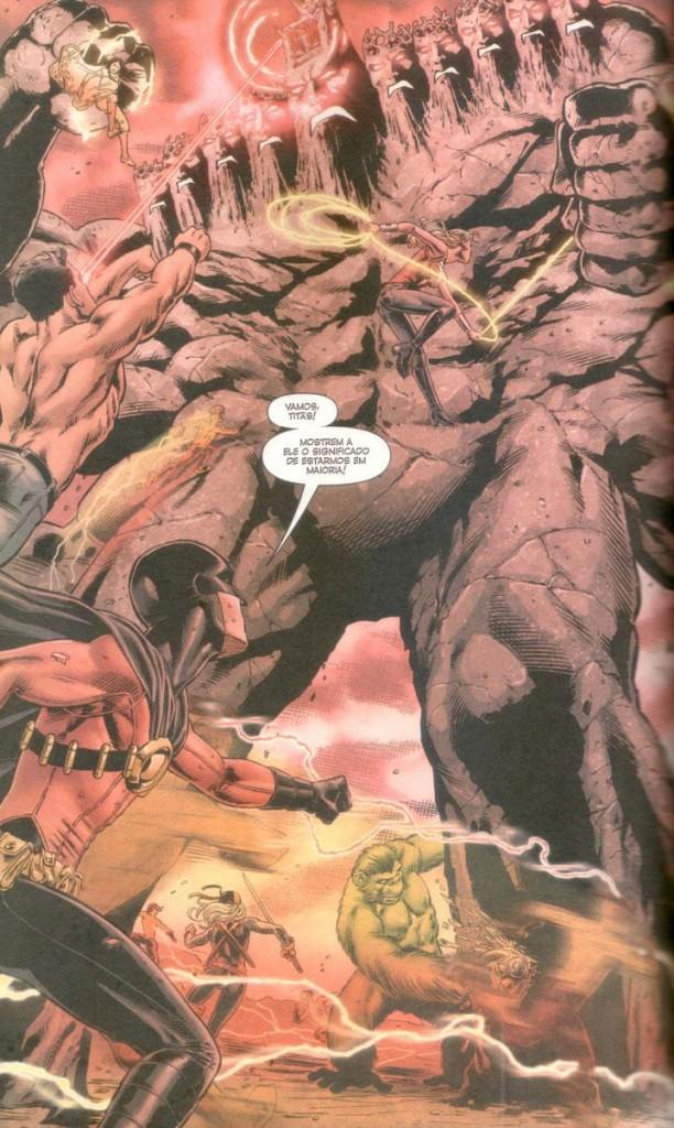 Teen Titans #93-#100 2