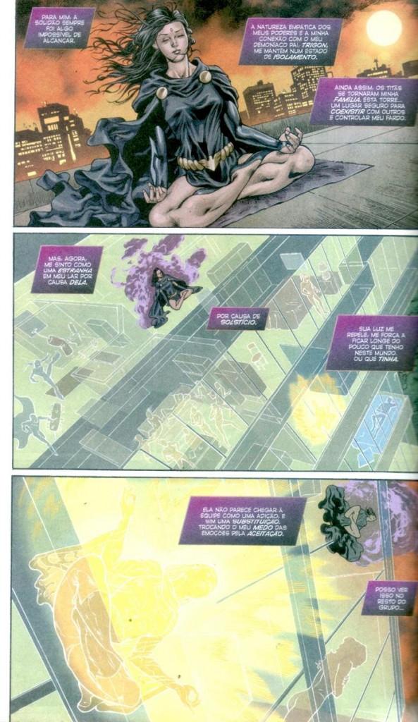 Teen Titans #93-#100 3