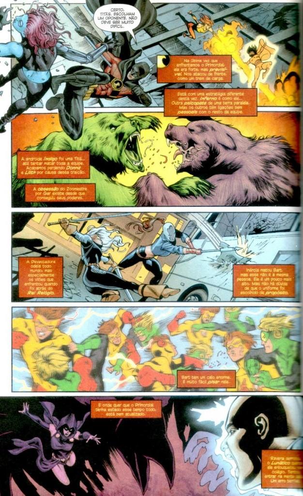 Teen Titans #93-#100 4