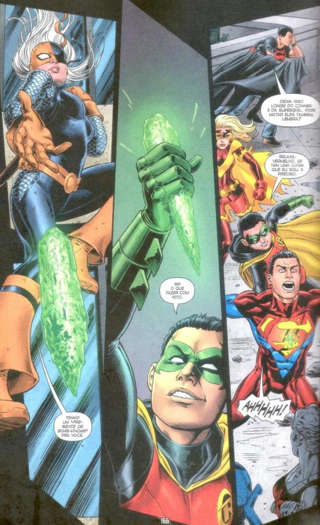 Teen Titans #93-#100 5