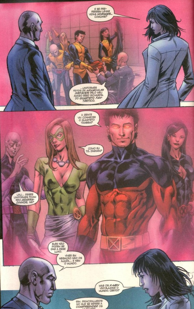 X-Men Deadly Genesis #4