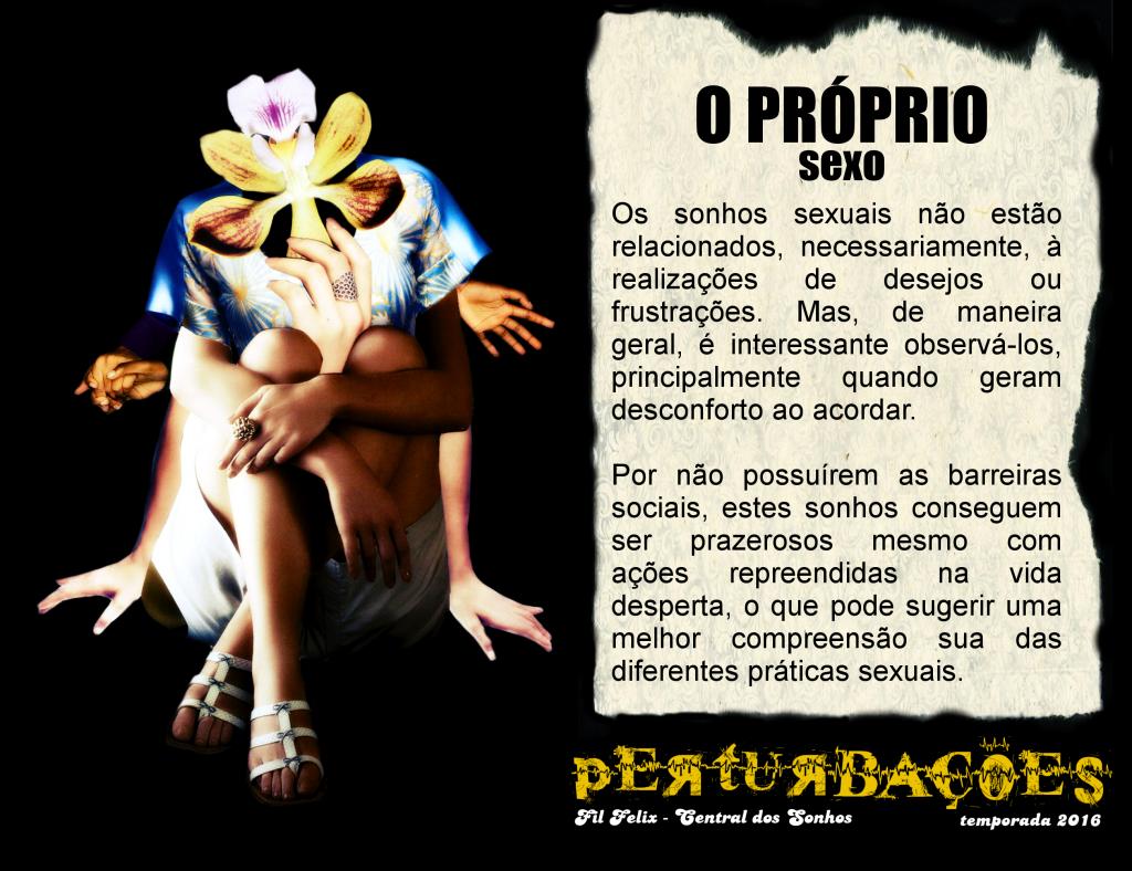 Cartão #5 - O Próprio Sexo (Perturbações)